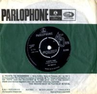 Beatles,The - Eleanor Rigby/Yellow Submarine (R 5493)